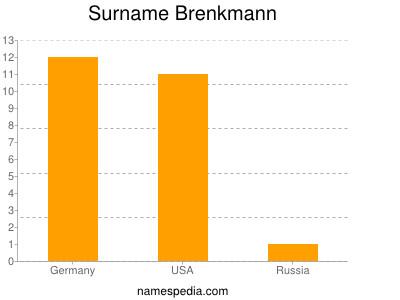 Surname Brenkmann