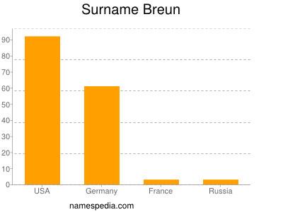 Surname Breun
