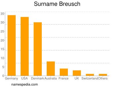 Surname Breusch