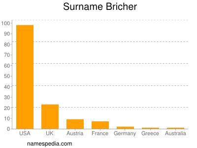 Surname Bricher