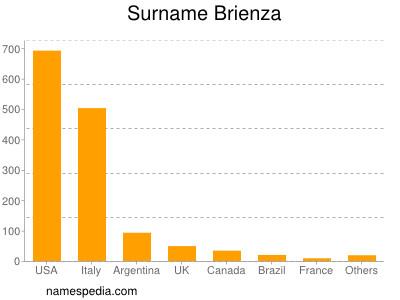 Surname Brienza