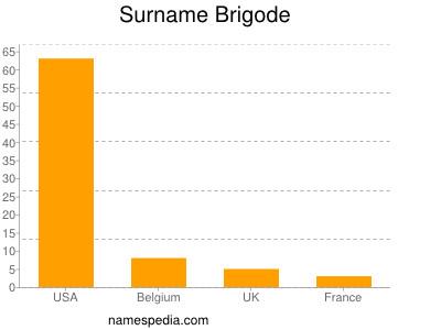 Surname Brigode