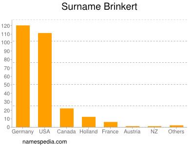Surname Brinkert