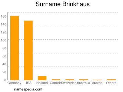Surname Brinkhaus