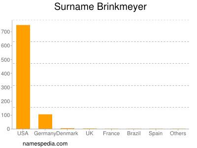 Surname Brinkmeyer