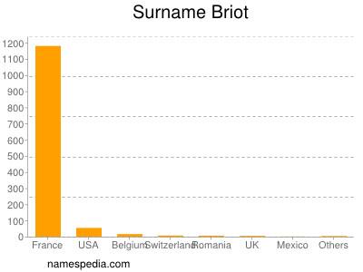 Surname Briot