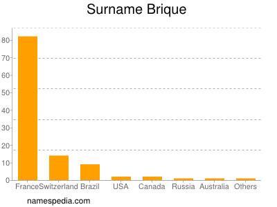 Surname Brique