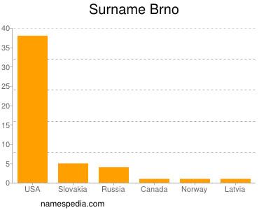 Surname Brno