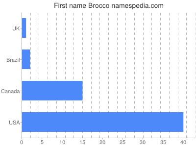 Given name Brocco