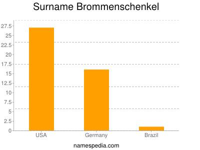 Surname Brommenschenkel