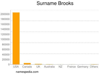 Surname Brooks