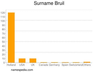 Surname Bruil