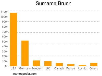 Surname Brunn