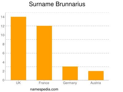 Surname Brunnarius