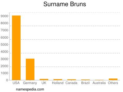 Surname Bruns