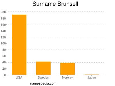 Surname Brunsell
