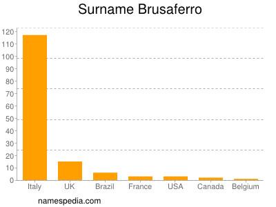 Surname Brusaferro