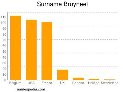 Surname Bruyneel
