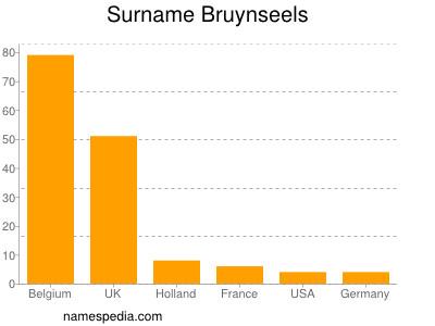 Surname Bruynseels