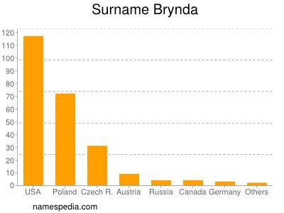 Surname Brynda