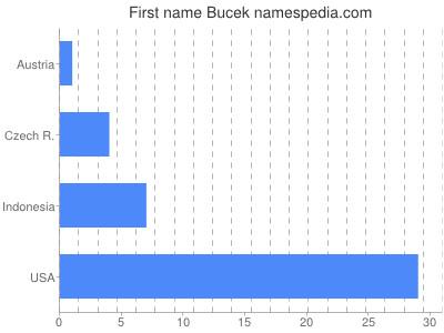 Given name Bucek