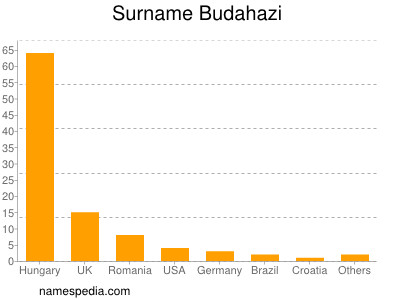 Surname Budahazi