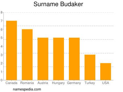 Surname Budaker