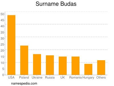 Surname Budas