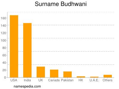 Surname Budhwani