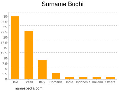 Surname Bughi