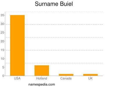 Surname Buiel
