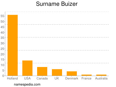 Surname Buizer