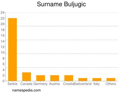 Surname Buljugic