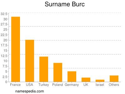 Surname Burc
