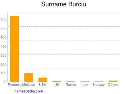 Surname Burciu