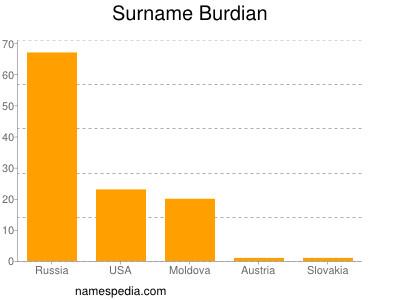 Surname Burdian