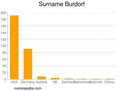 Surname Burdorf