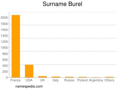 Surname Burel
