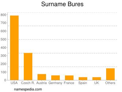 Surname Bures