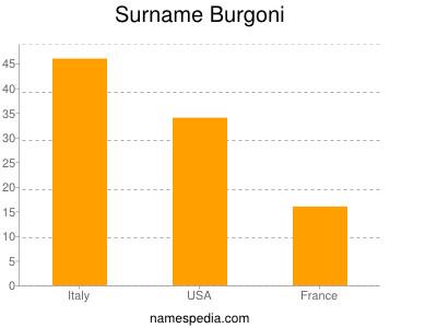Surname Burgoni
