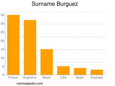 Surname Burguez
