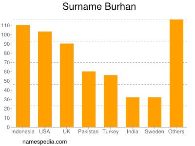 Surname Burhan