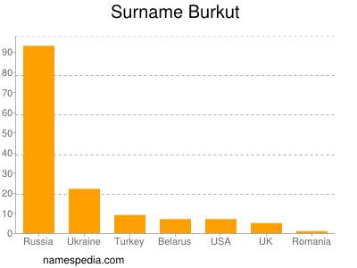 Surname Burkut