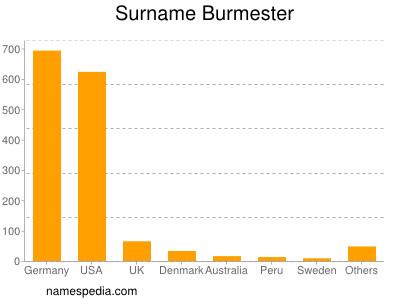 Surname Burmester