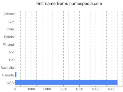 Given name Burns