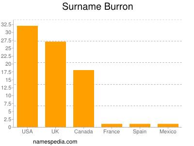 Surname Burron