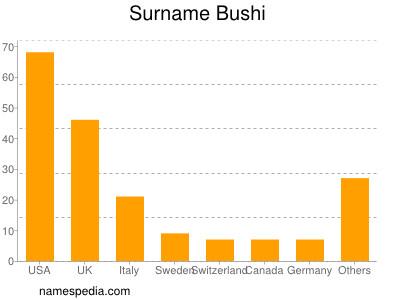 Surname Bushi