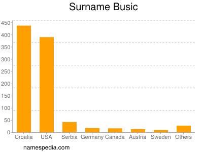 Surname Busic