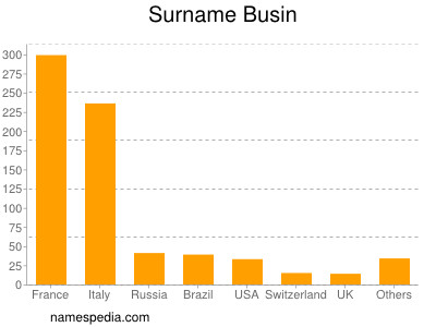 Surname Busin