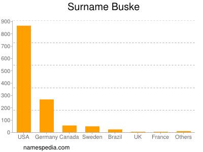 Surname Buske